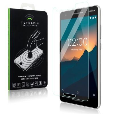 Terrapin Tempered Glass - Αντιχαρακτικό Γυαλί Οθόνης Nokia 2.1
