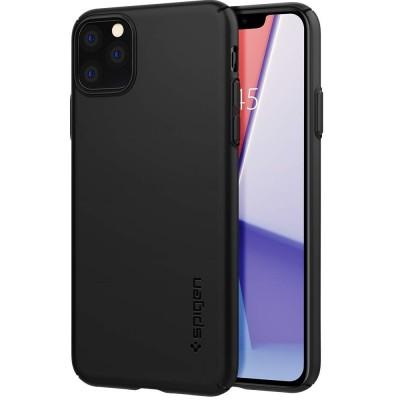Spigen iPhone 11 Pro Max Thin Fit Air Black (ACS00066)