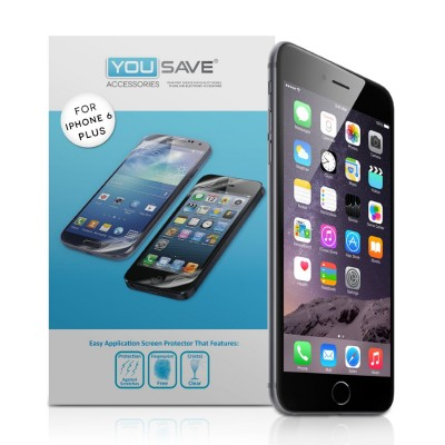 Μεμβράνη Προστασίας Οθόνης iPhone 6 Plus/6S Plus