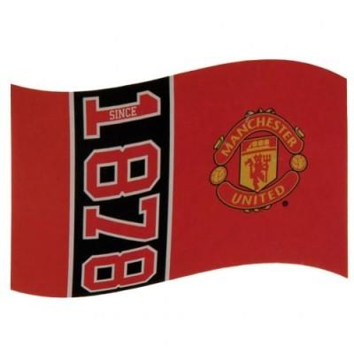 Σημαία Manchester United F.C - επίσημο προϊόν