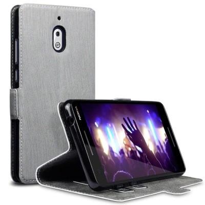 Terrapin Θήκη - Πορτοφόλι Nokia 2.1 - Grey