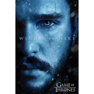Game of Thrones - Poster Jon Snow - επίσημο προϊόν