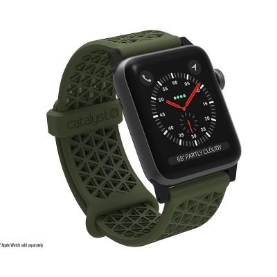 Catalyst Ανταλλακτικό Λουράκι Σιλικόνης Apple Watch 3/2/1 - 42mm - Army Green