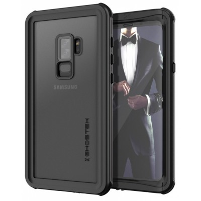 Ghostek Nautical 2 Αδιάβροχη Θήκη Samsung Galaxy S9 Plus - Black