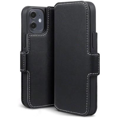 Terrapin Low Profile Θήκη - Πορτοφόλι Apple iPhone 12 Mini - Black (117-133-006)