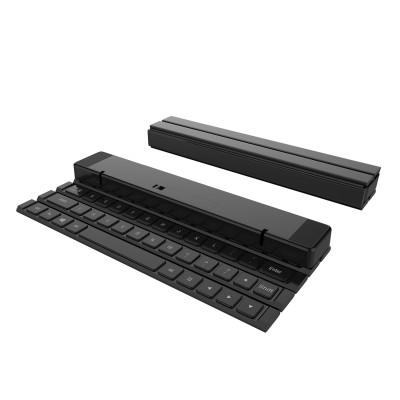 ANG R4 Bluetooth Rollable Keyboard - Αναδιπλούμενο Ασύρματο Πληκτρολόγιο - Black (75515)