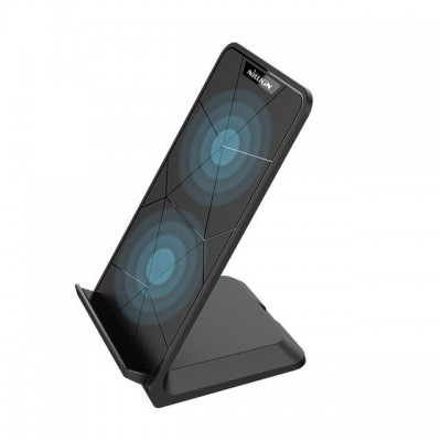 Nillkin Fast Wireless Charging Stand - Ασύρματος Φορτιστής - Black (MC018)