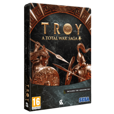 Total War Saga: Troy (Steelbook) PC EpicStore