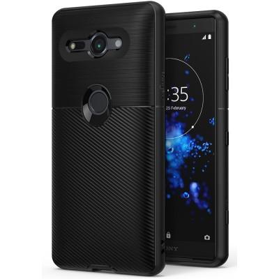 Ringke Onyx Θήκη Sony Xperia XZ2 Compact - Black