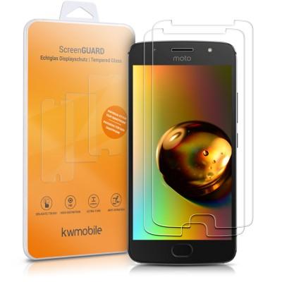 Tempered Glass Αντιχαρακτικό Γυαλί Οθόνης Motorola Moto G5S
