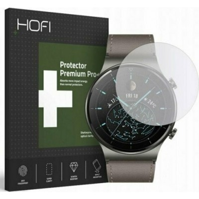 Hofi Premium Tempered Glass Pro+ Huawei Watch GT 2 Pro (75270)