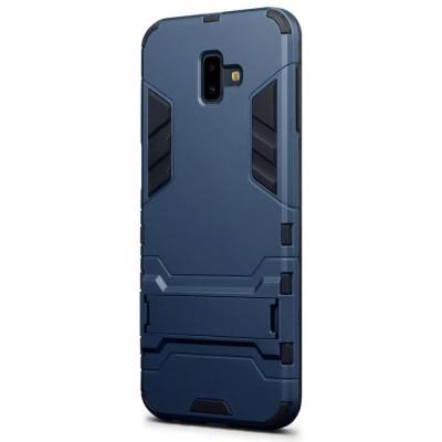 Terrapin Ανθεκτική Dual Layer Θήκη Samsung Galaxy J6 Plus 2018 - Blue (131-002-132)