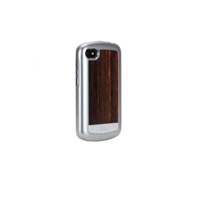 Case Mate Wood Dark για Blackberry Q10