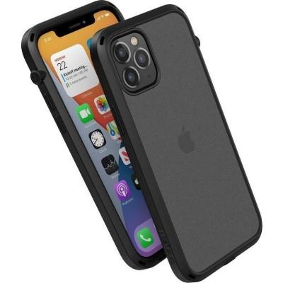 Catalyst Ανθεκτική Θήκη Influence Series Apple iPhone 12 / 12 Pro - Stealth Black (CATDRPH12BLKM2)