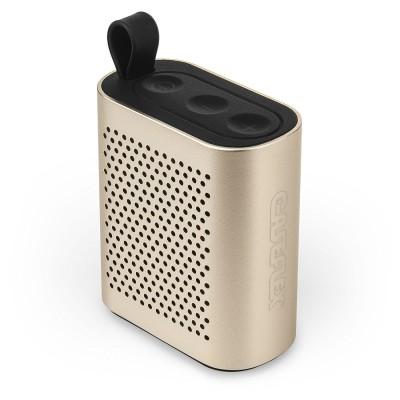 Caseflex Mini Bluetooth Ηχείο - Χρυσό