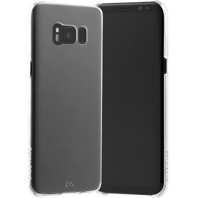 Case-Mate Galaxy S8+ Barely There Clear (CM035546)