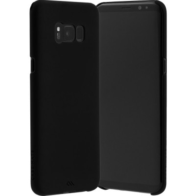 Case-Mate Galaxy S8+ Barely There Black (CM035548)