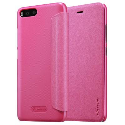 Nillkin Sparkle Flip Case Xiaomi Mi 6 - Pink