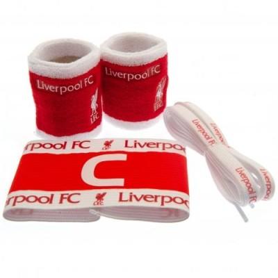 Σετ αξεσουάρ ποδοσφαίρου Liverpool F.C - επίσημο προϊόν