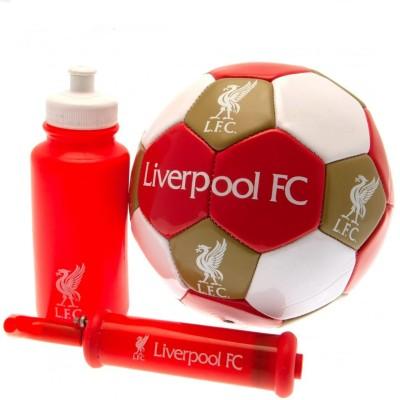 Σετ Αξεσουάρ Ποδοσφαίρου Liverpool - επίσημο προϊόν