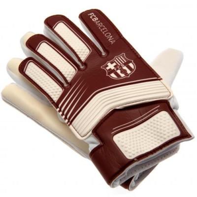 Γάντια Τερματοφύλακα Barcelona F.C παιδικά - Επίσημο προϊόν