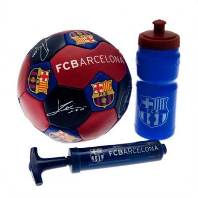 Σετ αξεσουάρ ποδοσφαίρου Barcelona F.C - Επίσημο Προϊόν