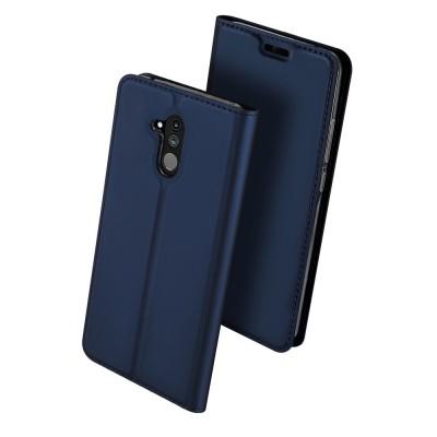 Duxducis SkinPro Flip Θήκη για Huawei Mate 20 Lite -Blue