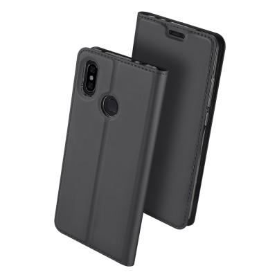 Duxducis Θήκη - Πορτοφόλι Xiaomi Redmi Note 6 Pro - Gray