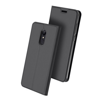 Duxducis SkinPro Flip Θήκη Xiaomi Redmi 5 - Gray
