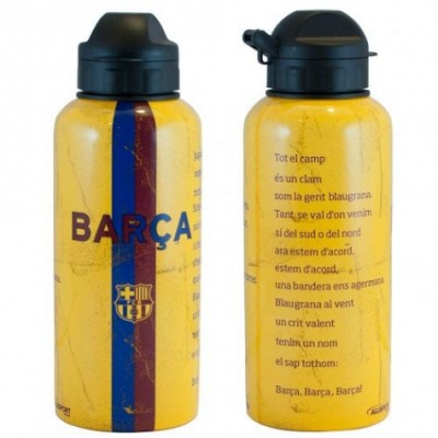 Μεταλλικό μπουκάλι νερού Μπαρτσελόνα