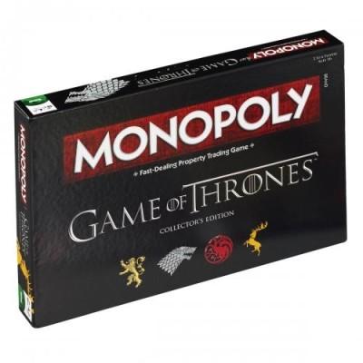 Επιτραπέζιο Game of Thrones Monopoly - επίσημο προϊόν