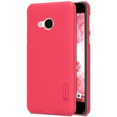 Nillkin Θήκη Super Frosted Shield HTC U Play & Screen Protector - Red