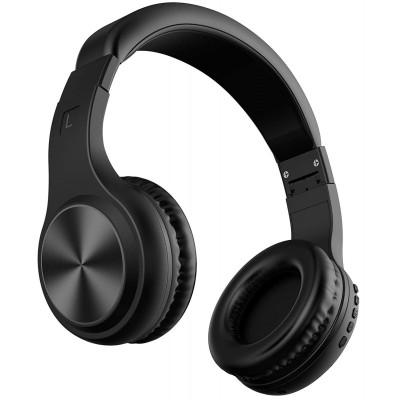 Riversong Overhead Wireless Earphone Rhythm L - Ασύρματο Ακουστικό 5.0 - Black (200-104-416)