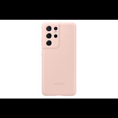 Samsung Silicone Cover Galaxy S21 Ultra Pink (EF-PG998TPEGWW)
