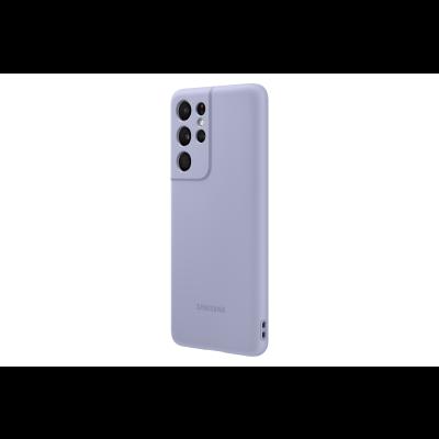 Samsung Silicone Cover Galaxy S21 Ultra Violet (EF-PG998TVEGWW)