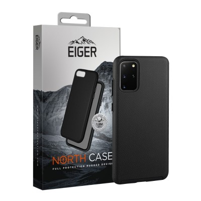 Eiger Galaxy S20+ North Case Black (EGCA00189)