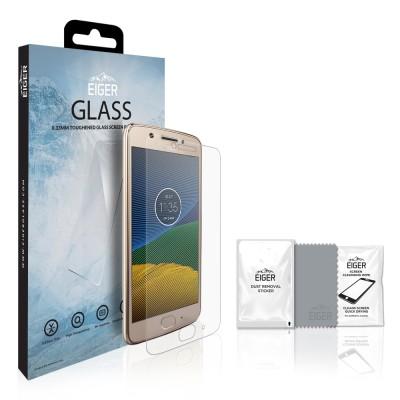 Eiger Motorola Moto G5 2.5D GLASS Clear (EGSP00106)
