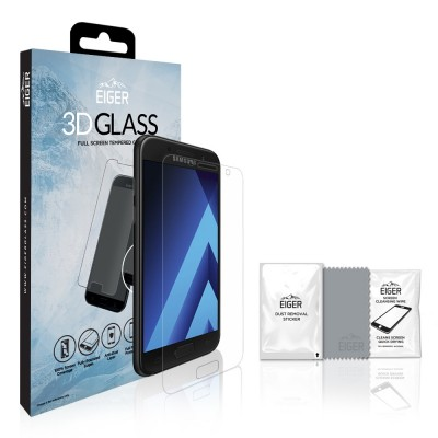 Eiger Galaxy A3 2017 3D GLASS Clear (EGSP00128)