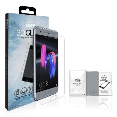 Eiger Huawei Honor 9 3D GLASS Clear (EGSP00140)