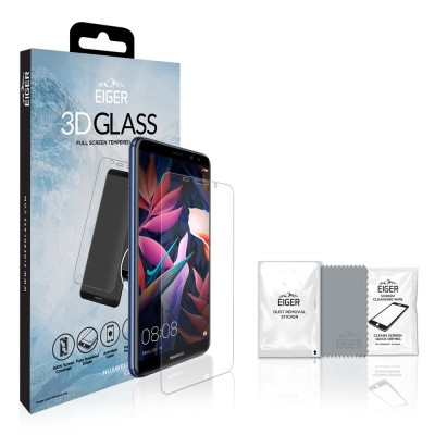 Eiger Huawei Mate 10 Pro 3D GLASS Clear (EGSP00151)