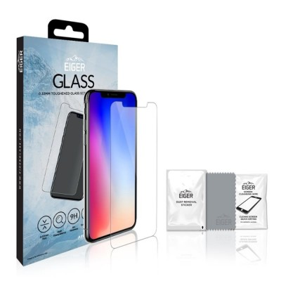 Eiger Xiaomi Mi 8 2.5D GLASS Clear (EGSP00286)