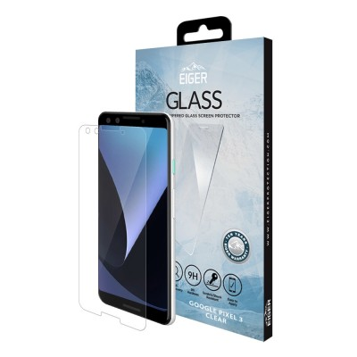 Eiger Google Pixel 3 2.5D GLASS Clear (EGSP00324)