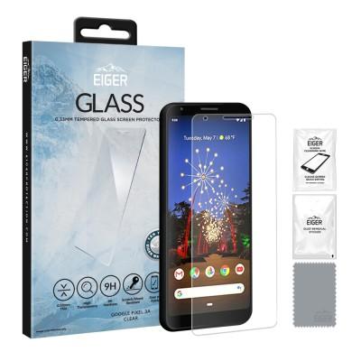 Eiger Google Pixel 3a 2.5D GLASS Clear (EGSP00515)