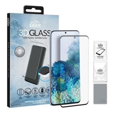 Eiger Galaxy S20 Ultra Case Friendly 3D GLASS (EGSP00565)