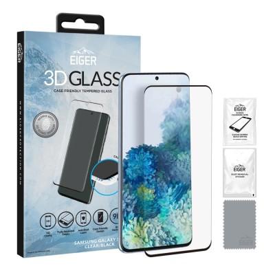 Eiger Galaxy S20 Case Friendly 3D GLASS (EGSP00569)