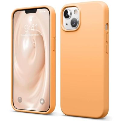Elago Premium Θήκη Σιλικόνης Apple iPhone 13 - Orange (ES13SC61-OR)