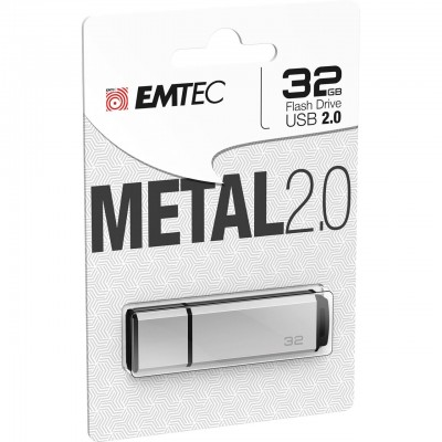 Emtec C900 Metal USB 2.0 Flash Drive 32GB
