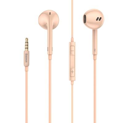 Ακουστικά Handsfree Baseus Enock H16 Pink
