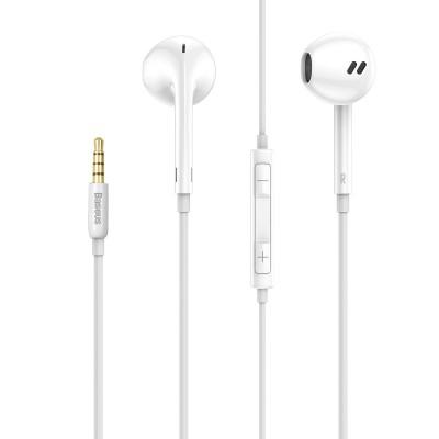 Ακουστικά Handsfree Baseus Enock H16 White