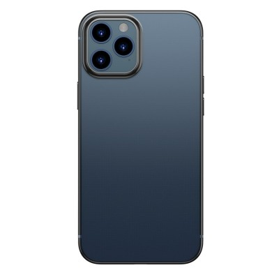Baseus θήκη σιλικόνης Shining για iPhone 12/12 Pro Shining Black